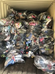 used shoes for export